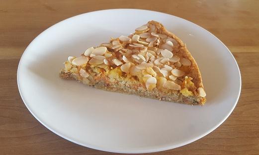 Rezept: KarottenZucchiniApfel-Kuchen