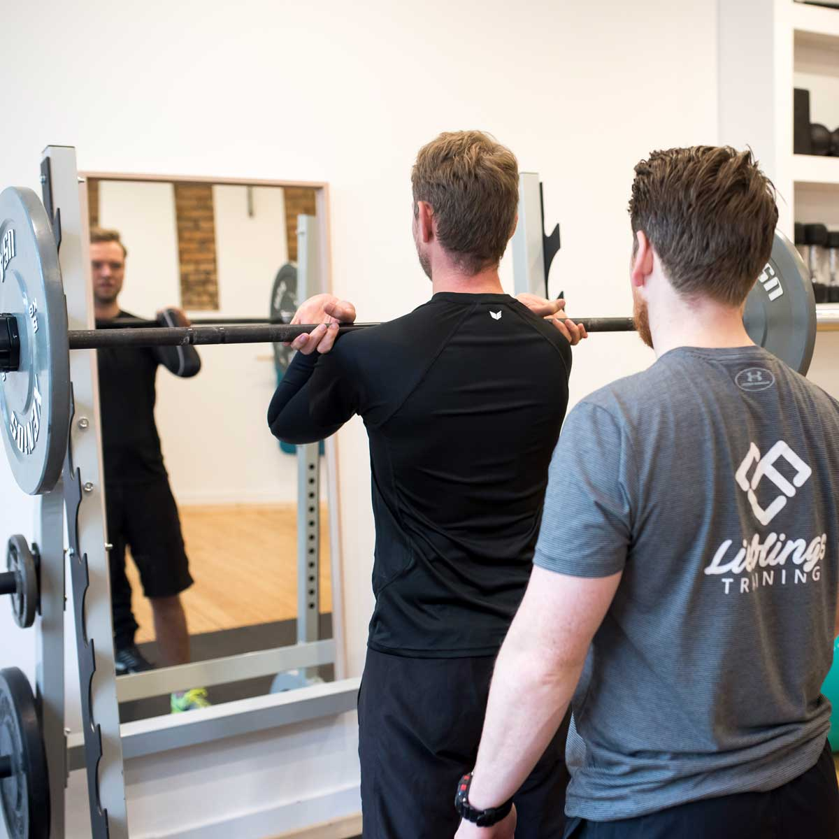Personal Training Anleitung