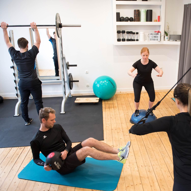 Functional Fitness Indoor